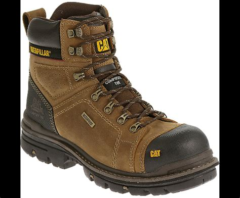 jual sepatu safety caterpillar hauler 6 quot waterproof