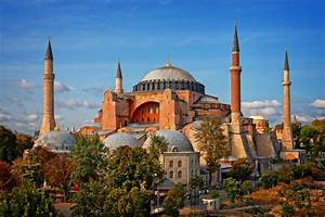 Istanbul's Hagia Sophia: The History Of Its Architecture