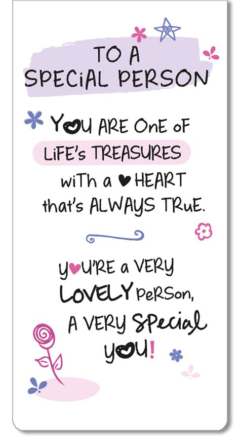 special person inspired words magnetic bookmark gifts