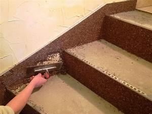 Auf Fliesen Spachteln : stellmittel f r steinteppich zur wandsockel herstellung ~ Michelbontemps.com Haus und Dekorationen