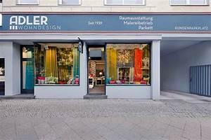 Raumausstatter Berlin Charlottenburg : adler wohndesign raumausstatter berlin charlottenburg ~ Markanthonyermac.com Haus und Dekorationen