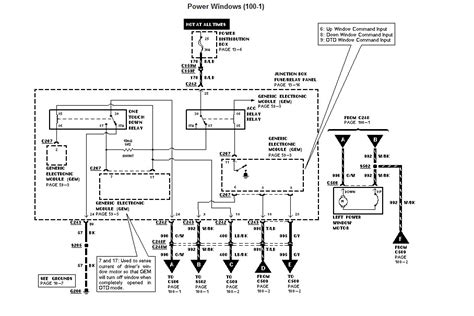 2005 F150 Window Wiring Diagram by 2009 Ford F250 Fuse Panel Diagram Auto Electrical Wiring