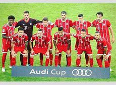 Bayern Munich Player Salaries List Weekly 20172018 and