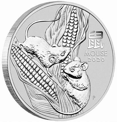 Lunar Silber Iii Oz Maus Jahr Metalmarket
