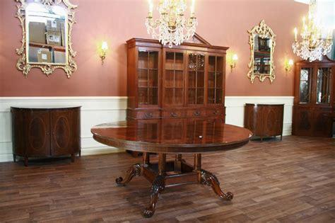 mahogany dining table high  furniture