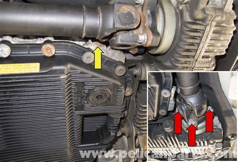 bmw   series automatic transmission fluid replacement