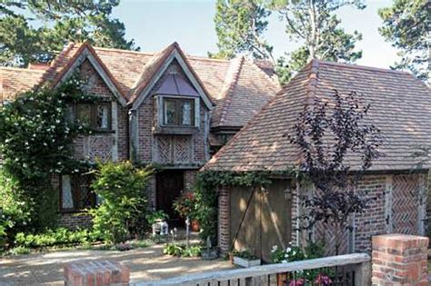 cottage style roof design storybook home plans old world styling for modern lifestyles