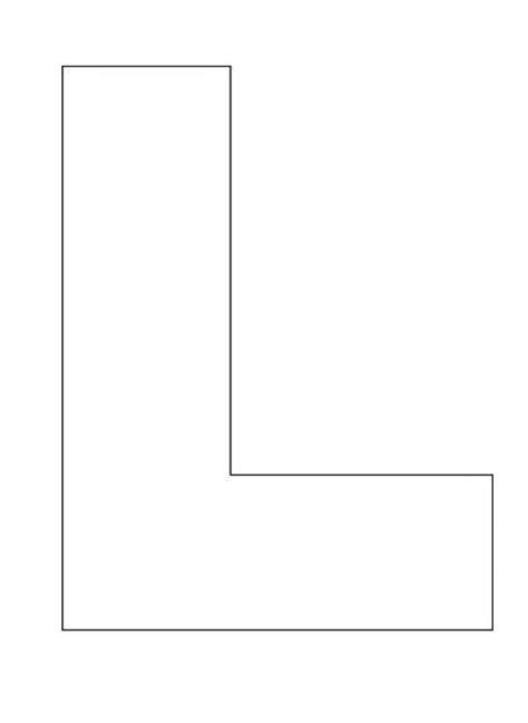 template   letter  alphabet letter templates