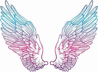 Clipart Wing Picsart Wings Transparent Alas Sticker