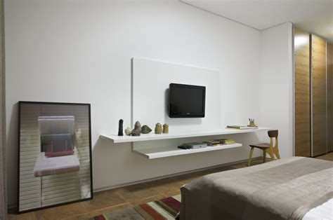 bedroom tv mount mounted tv ideas how to decorate them beautifully homesfeed