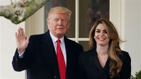President Trump bringing back trusted aide Hope Hicks to ...