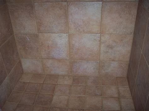 cleaning ceramic tile shower best tile for custom showers desert tile grout