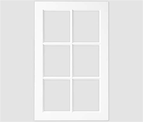 6 Panel Glass Door   kaboodle kitchen