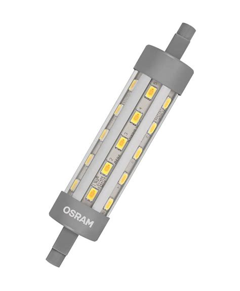 osram r7s led osram r7s led stable line 6 5w 806lm warmweiss