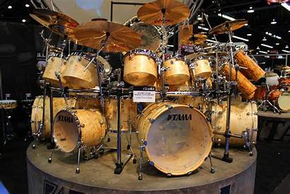Namm Drum Tama Burl Drums Percussion Maple