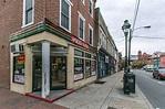 Pizza place in Shockoe Bottom, Richmond, VA