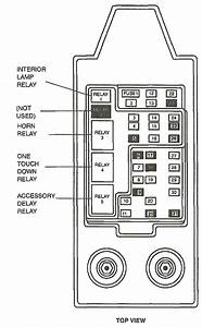 27 2000 F250 Fuse Box Diagram