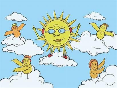 Playlist Sunny Songs Portland Summer Already Artists