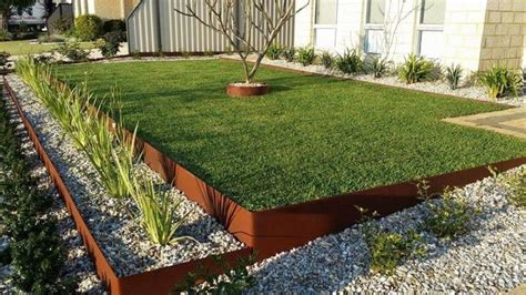 Metal Garden Edging Ideas garden edging ideas for the creative home owner interior