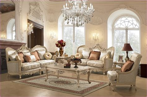 Large Traditional Living Room Furniture  Classic And