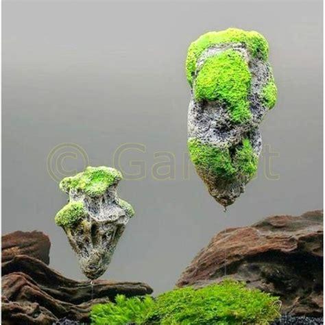 deko für aquarium aquarium deko schwimmender stein felsen floating rock