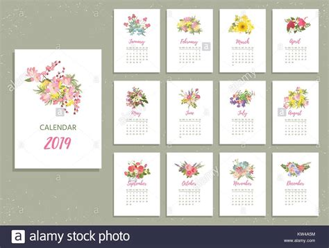 Printable Calendar Stock Photos & Printable Calendar Stock