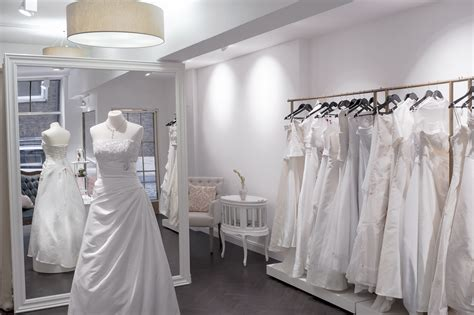best bridal shops in nyc including lovely and kleinfeld