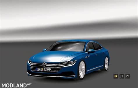 Volkswagen Passat Cc 2013 + Arteon 2018 Mod For Ets 2