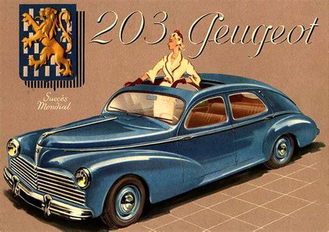 Vintage Peugeot by Vintage Peugeot Poster