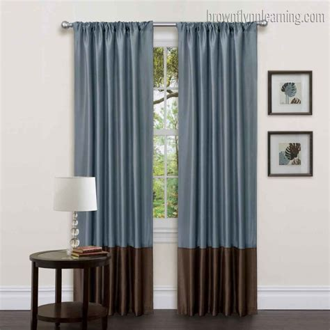 Bedroom Curtain Ideas For Short Windows