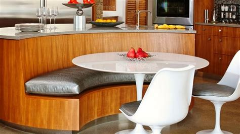 kitchen bench designs trendy inspiration kitchen island with bench seating best 2308