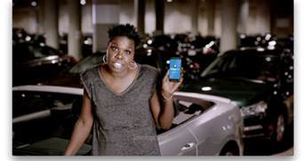 allstate commercial black actress leslie jones empire boo boo kitty
