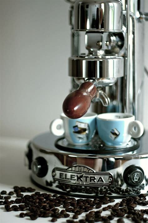 elektra espresso machine elektra coffee machine coffee shop stuff pinterest