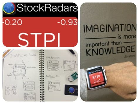 StockRadars นักพัฒนาไทย โชว์เขียนแอพบน Apple Watch เสร็จใน ...