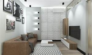 Types, Of, 3, Small, Living, Room, Designs, Combined, Between