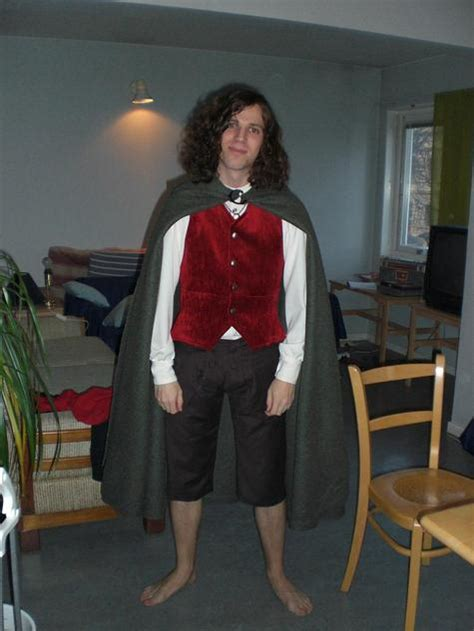 frodo costume sewing projects burdastylecom