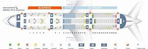 Seating Chart Boeing 787 8 Dreamliner