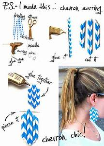 17 Best ideas about Chevron Crafts on Pinterest   Bow ...