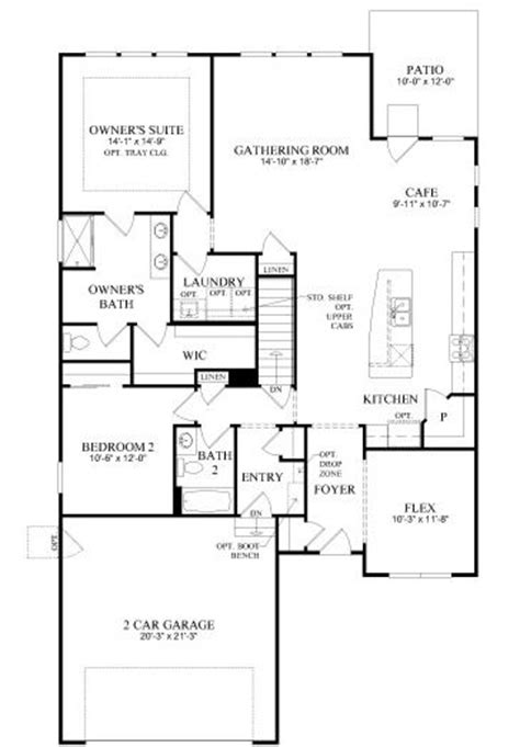 castle rock model atwater subdivision naperville illinois homes marco