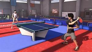 SportsChampions – Table Tennis – The Average Gamer  Table Tennis Sports