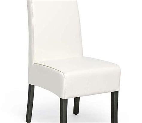 chaise de cuisine en cuir blanc chaise de cuisine en cuir blanc nouveaux modèles de maison