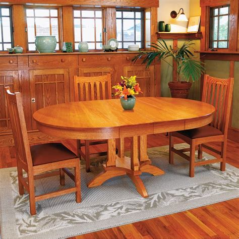 dining table woodworking plan  wood magazine