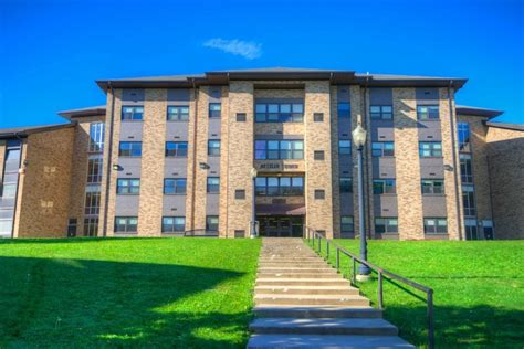 betzler tower walsh university residence halls