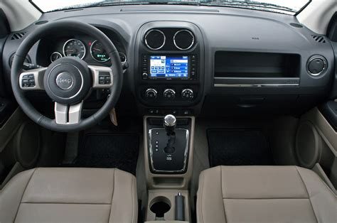 jeep crossover interior 2011 jeep compass limited edition