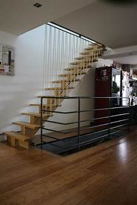 Garde De Corps Escalier : garde corps d 39 escalier acier et sandows rampe d 39 escalier machline906 photos club ~ Melissatoandfro.com Idées de Décoration