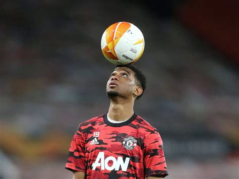 Diallo And James Set To Start | 4-2-3-1 Manchester United ...