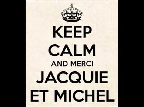 dj candys merci qui jacquie michel official song
