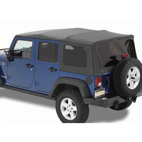 jeep without doors bestop 174 supertop 174 nx soft top with tinted windows without