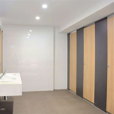 series toilet shower partitions full height