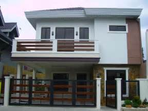 2 house designs design 2 storey house with balcony images 2 modern house designs 1 storey house